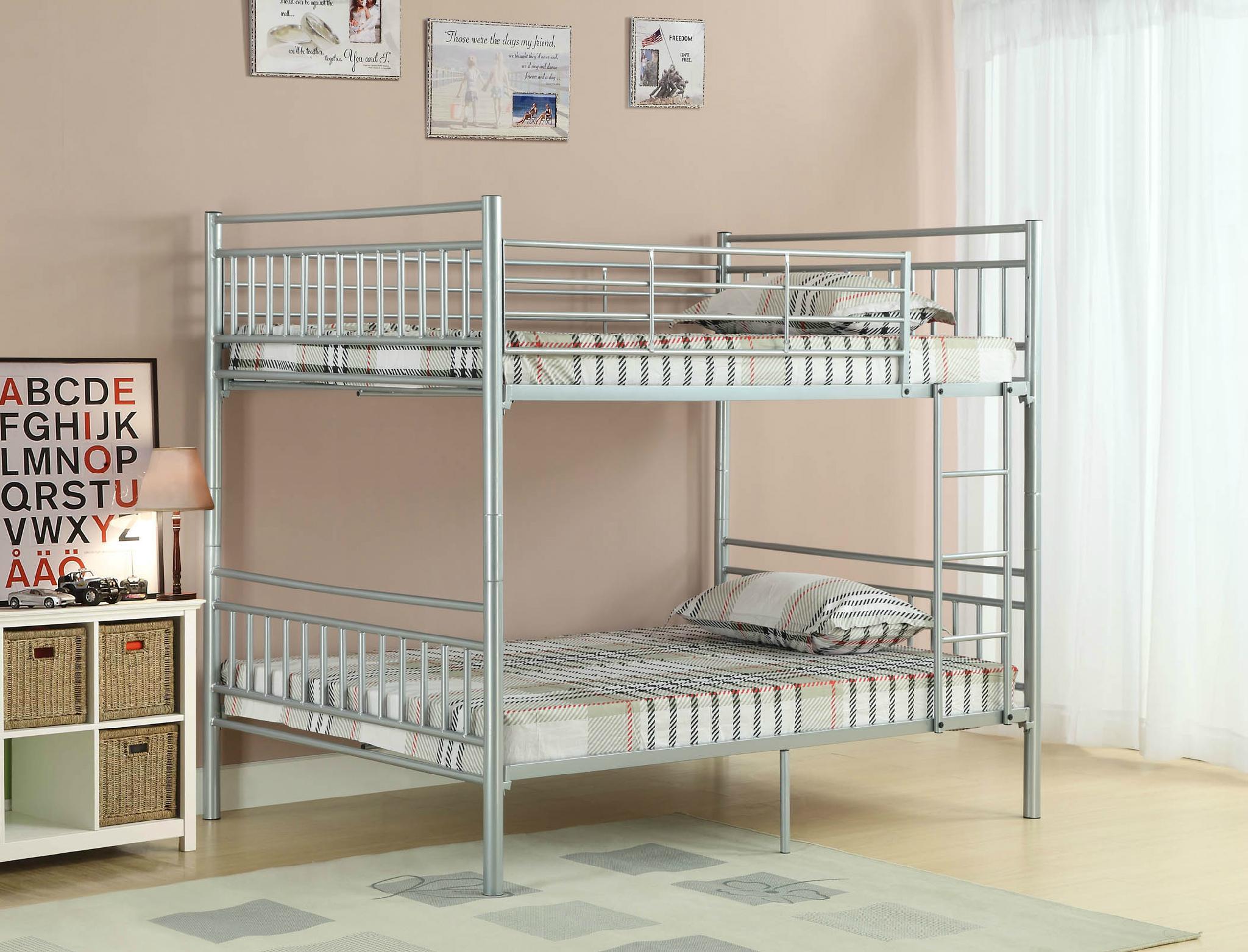 Full Full Bunk Bed 1