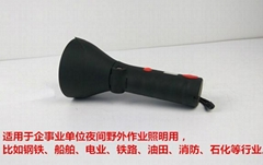 JW7400多功能防汛手持防爆磁力強光工作燈