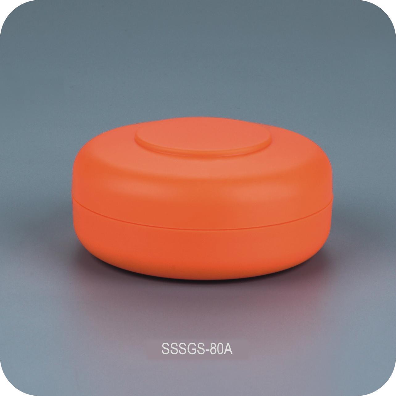 80g Colorful Face Cream Jar 2