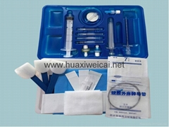 Disposable Epidural Anesthesia kit( AS-E)