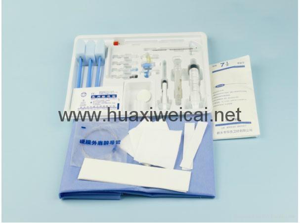 Disposable Epidual And Spinal Anesthesia kit( AS-E/S) 1