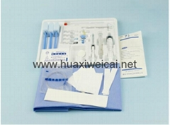 Disposable Epidual And Spinal Anesthesia kit( AS-E/S) (Hot Product - 1*)
