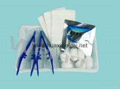 Disposable dressing bag trauma treatment bag factory price