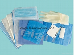 Medical Having babies kits  manufacturer wholesale prices