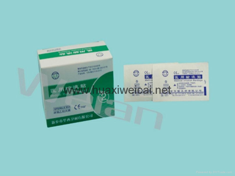 medical infusion stick 2