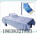 医用床罩被套 无纺布床罩枕套床单