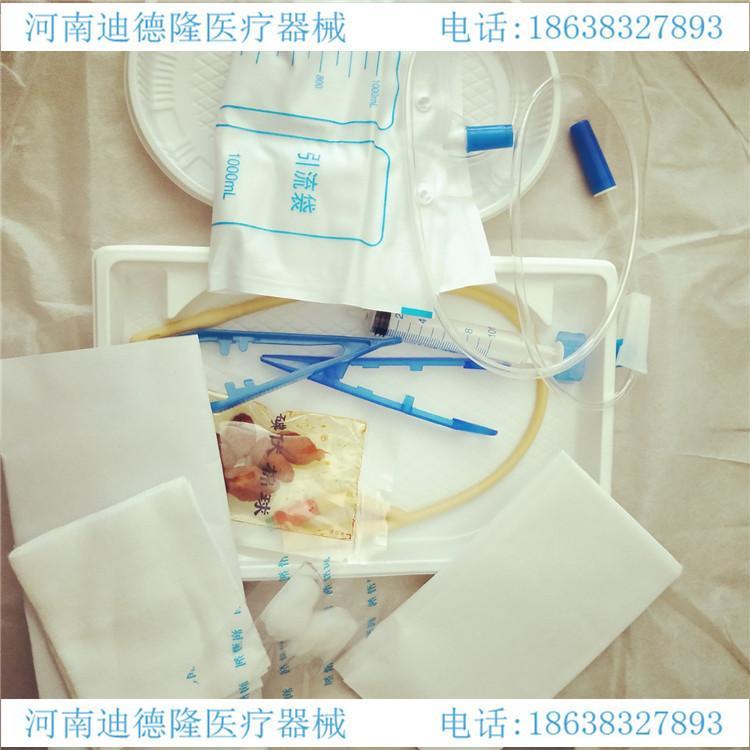 一次性使用无菌导尿包厂家导尿管价格批发 3