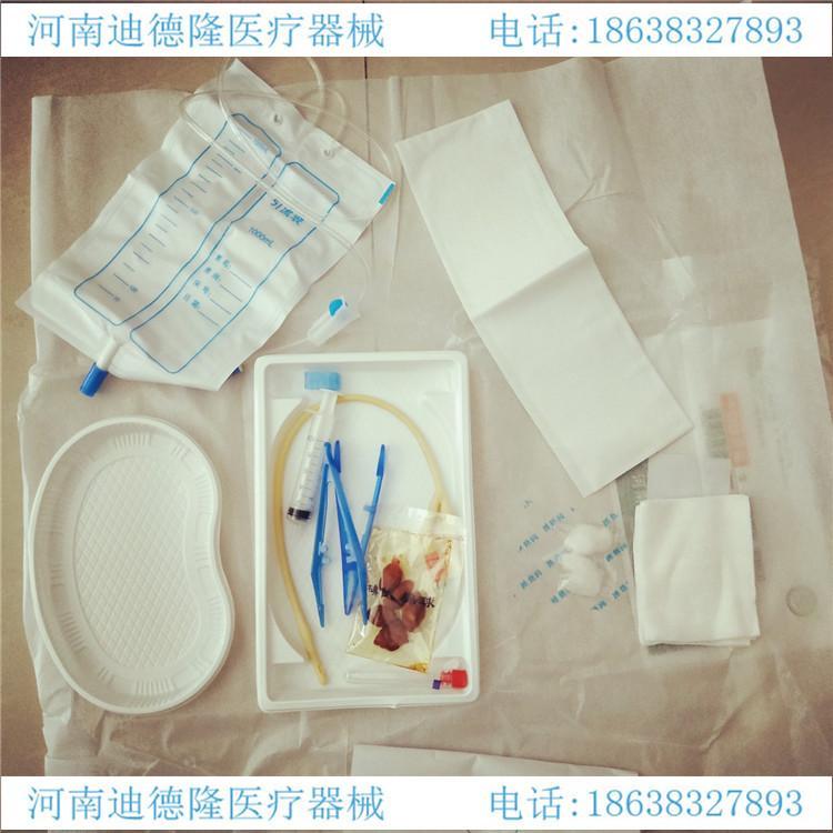 一次性使用无菌导尿包厂家导尿管价格批发 4