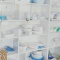 一次性大便盆塑料盆 医用小盆卧床病人护理尿盆白色薄款大号 2