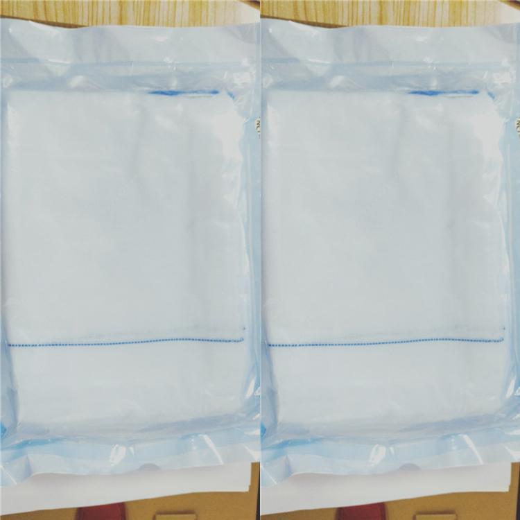 医用显影纱布块 一次性使用显影纱布块 2