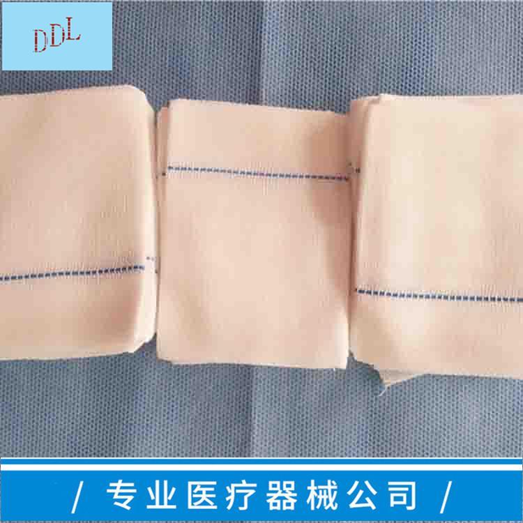 医用显影纱布块 一次性使用显影纱布块 3