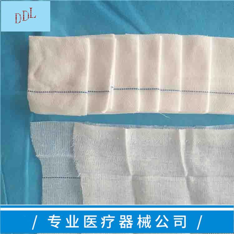 医用显影纱布块 一次性使用显影纱布块 4
