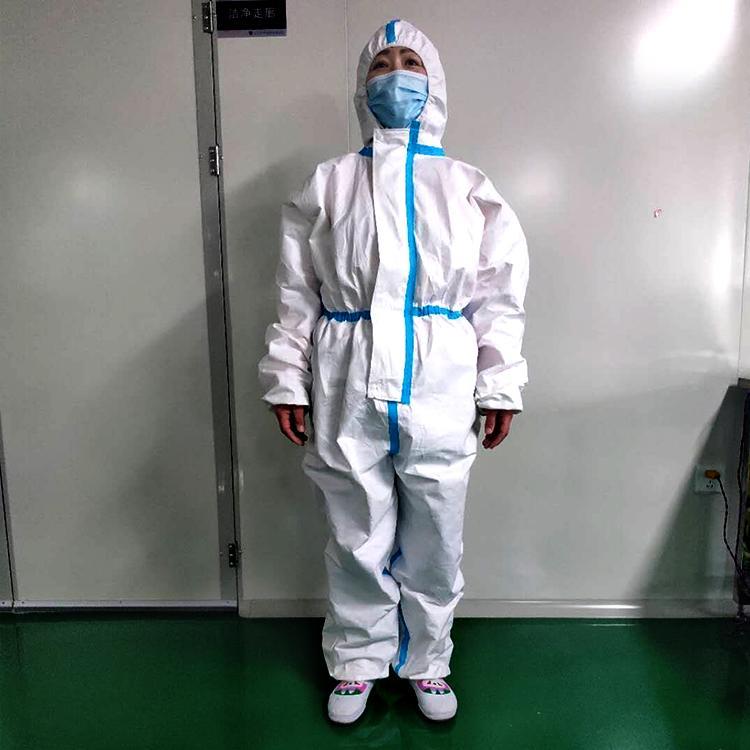 醫用一次性防護服廠家價格 2