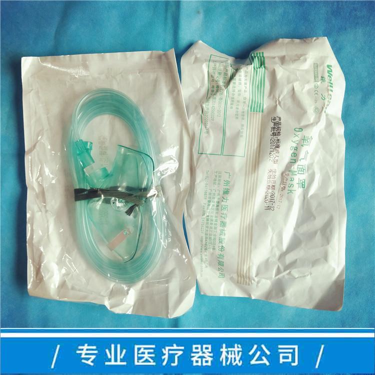一次性吸氧面罩  医用吸氧面罩  5