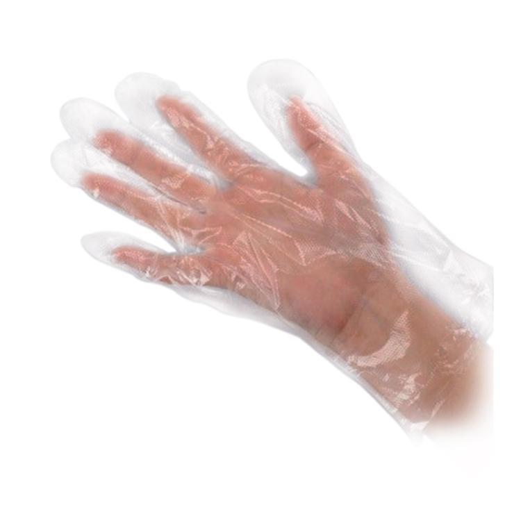 一次性使用聚乙烯檢查手套 PE薄膜手套 2