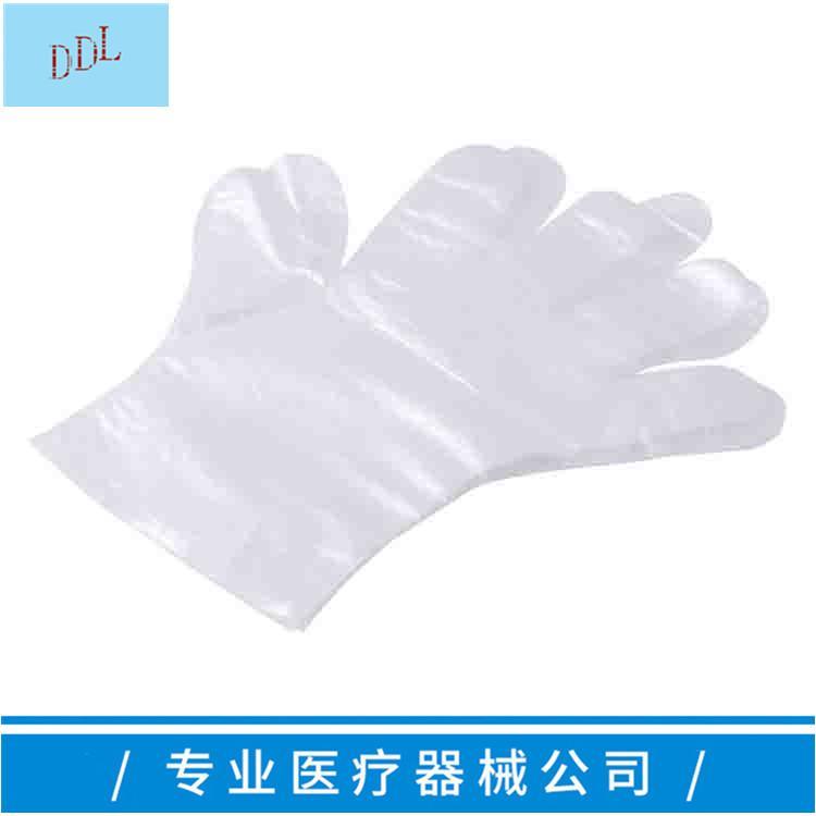 一次性使用聚乙烯檢查手套 PE薄膜手套 7