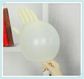 disposable sterilized rubber surgical gloves 5