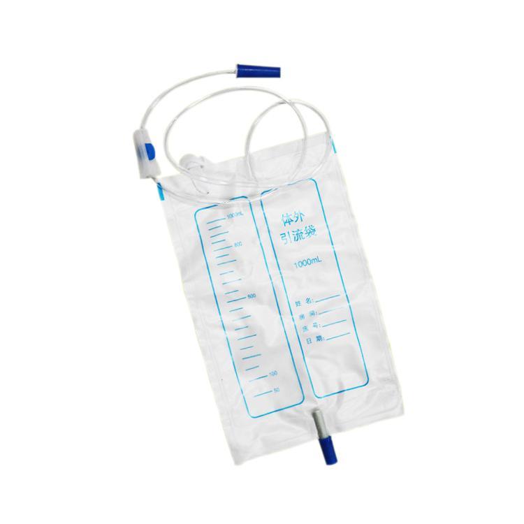 一次性使用引流袋体外引流袋厂家价格 2