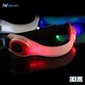 Silicone LED armband