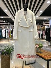 品牌折扣女装连衣裙一手货源
