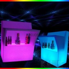 led bar counter  lighting bar counter for BAR