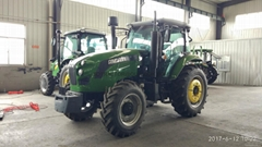 Sadin Aumahr  SD1004 Tractor