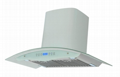 Light Green European Chimney Range Hood