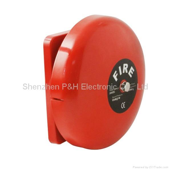 Fire Alarm Bell 4