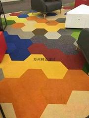 郑州办公方块地毯
