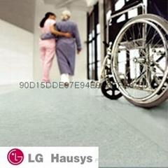 韓國LG塑膠地板