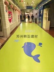 郑州韩亚塑胶地板
