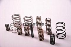 carbon steel compression spring