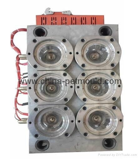 pharmaceutical pet preform mould 5