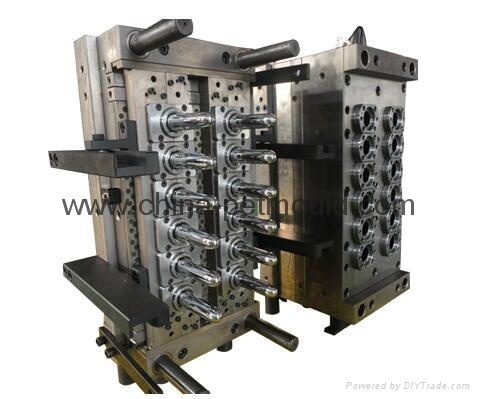 pet preform mould for cosmetic package 2