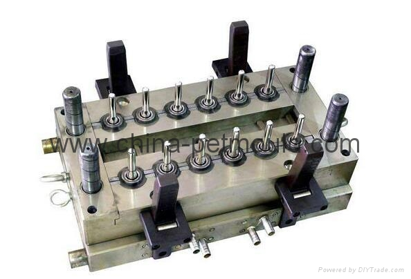 pet preform mould for cosmetic package 4