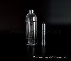 taizhou huangyan pet preform bottle tube  mould 1
