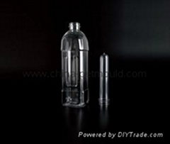 taizhou huangyan pet preform bottle tube  mould