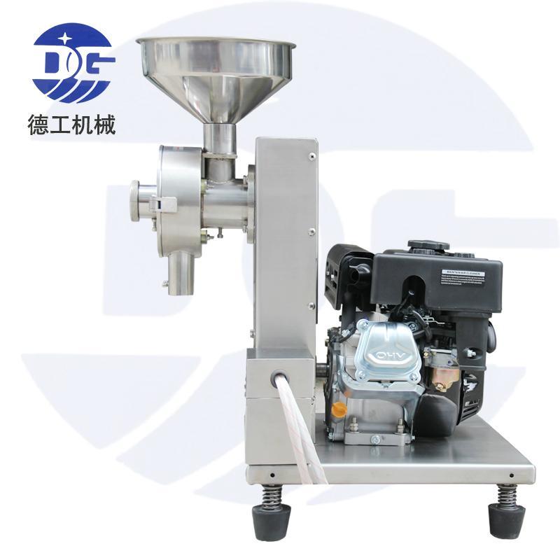 QMF-7.5P移動式五穀雜糧汽油磨粉機 戶外車載流動五穀雜糧磨粉機 4