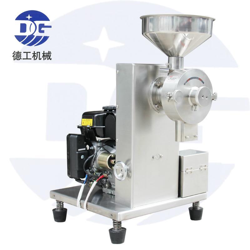 QMF-7.5P移動式五穀雜糧汽油磨粉機 戶外車載流動五穀雜糧磨粉機 5