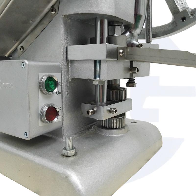 德工鋁合金單沖壓片機 1