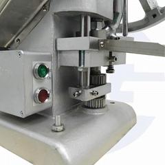 德工铝合金单冲压片机
