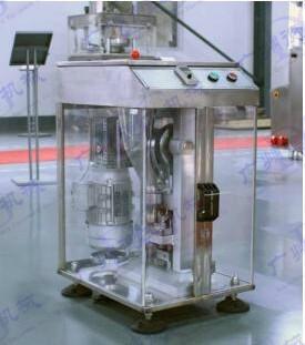 广州实验室压片机 1