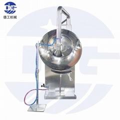 广州德工BYC-300高效包衣机
