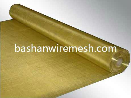 China steel mesh manufacturers Brass Wire Mesh 2