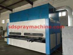 Automatic Spray Machine for windows & Doors