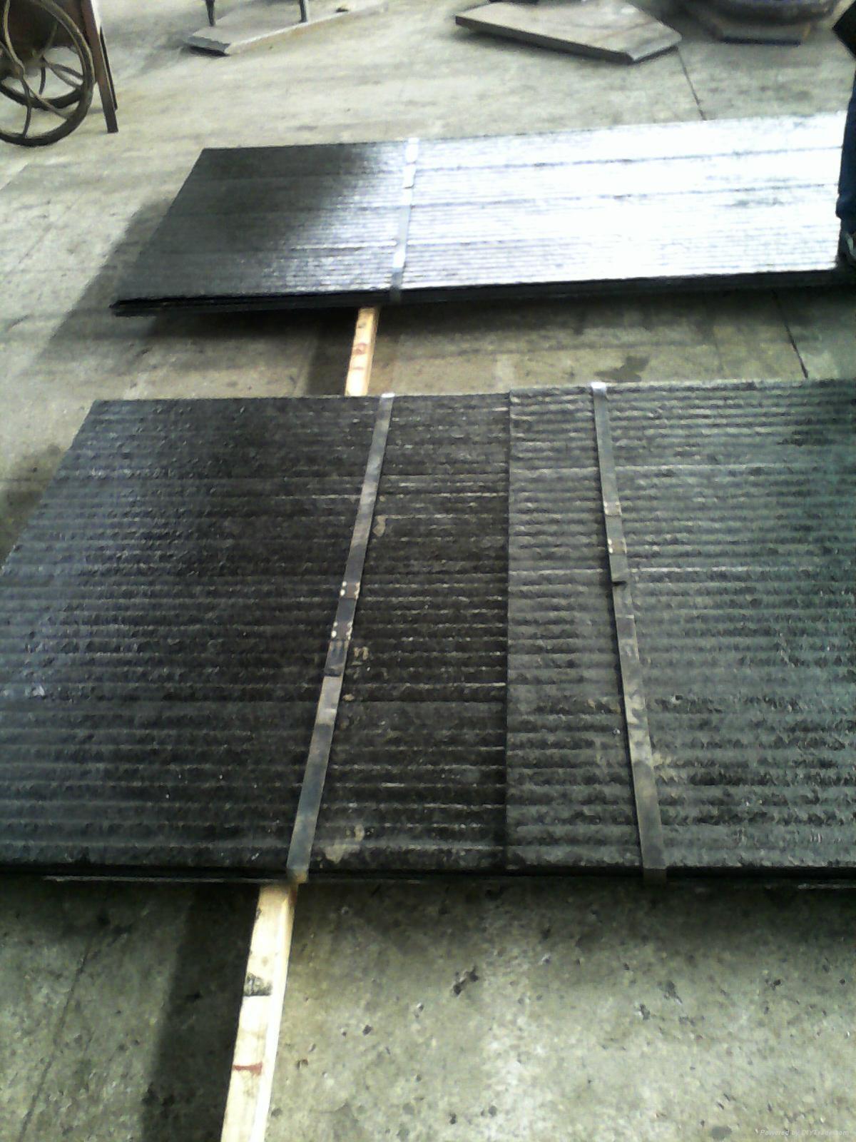 復合耐磨鋼板 1