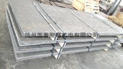 6+4mm耐磨復合鋼板