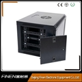 Mini camera cctv dvr security 9U wall