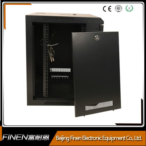 Best Choice Products 9U IT Wall Mount Network Server Cabinet Rack Built-In Fan 1