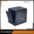 Best Choice Products 9U IT Wall Mount Network Server Cabinet Rack Built-In Fan 2